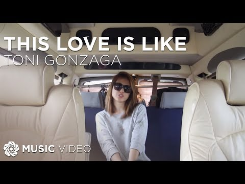 Toni Gonzaga - This Love Is Like (official Music Video) video