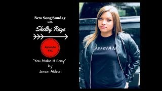 "Download Lagu Jason Aldean's ""You Make It Easy"" (cover) by Shelby Raye Gratis STAFABAND"