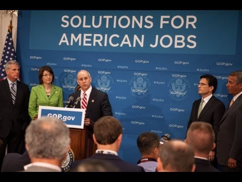 5/15/13 Republican Leadership Press Conference