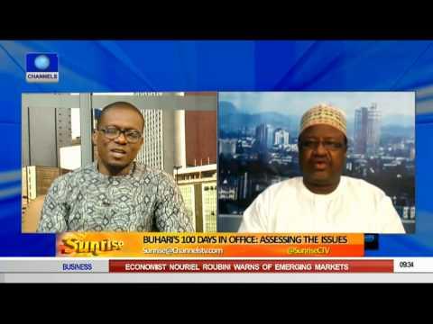 Sunrise:  Analysing Buhari's 100 Days In Office Pt 2