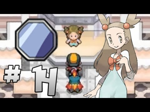 Let's Play Pokemon: HeartGold - Part 14 - Olivine Gym Leader Jasmine