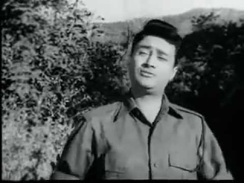 Main Zindagi Ka Saath - Dev Anand - Hum Dono - Evergreen Bollywood...