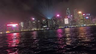Hong Kong - Symphony of Light Show 21/02/19