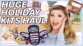 HOLIDAY 2018 MAKEUP | HUGE SEPHORA HAUL!  from Madison Miller