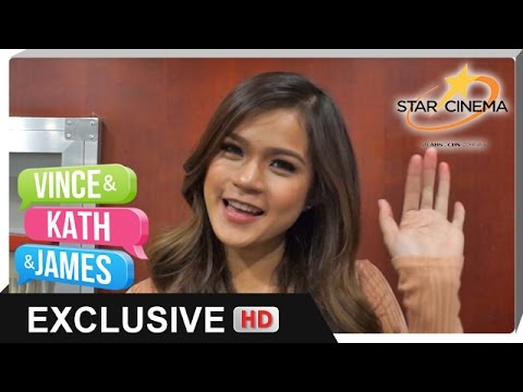 Exclusive | 'Sa Totoo Tayo Bes' with Maris Racal | 'Vince and Kath and James'