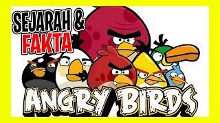 ALUR CERITA GAME ANGRY BIRDS | SEJARAH DAN FAKTA YANG BELUM DIKETAHUI ORANG ORANG