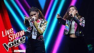 มิว&อิ๊งค์ - DDU-DU DDU-DU - Live Show - The Voice Thailand 2018 - 18 Feb 2019
