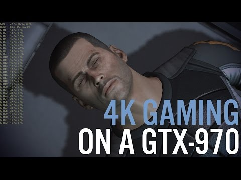 [PC] 4K@60fps (mostly) Gaming on a GTX-970 !!