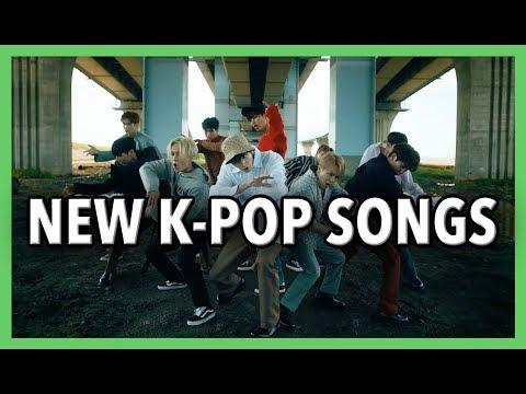 NEW K-POP SONGS - SEPTEMBER 2017 (WEEK 2)