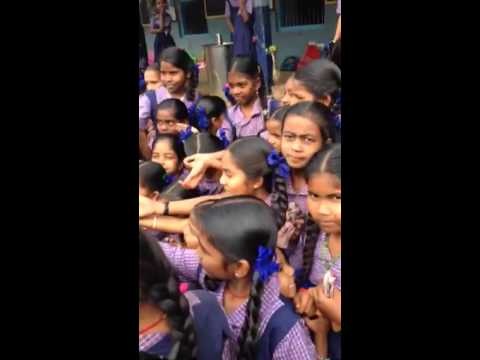 Indian School Girls! video