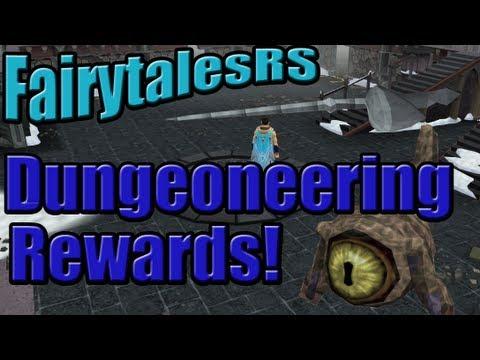 Dungeoneering Rewards - Ultimate Dungeoneering - Fairytales - Kieren
