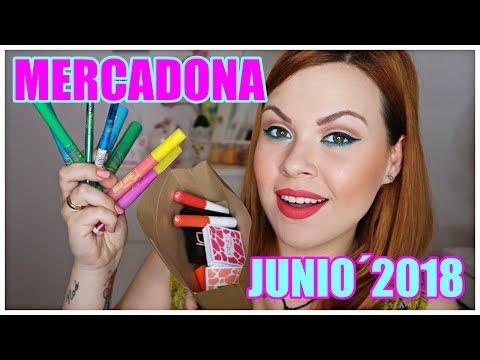 NOVEDADES MERCADONA JUNIO 2018 (LAS PRUEBO Y ALUCINO) // Rocío Soriano //