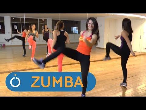 Zumba fitness baile para adelgazar