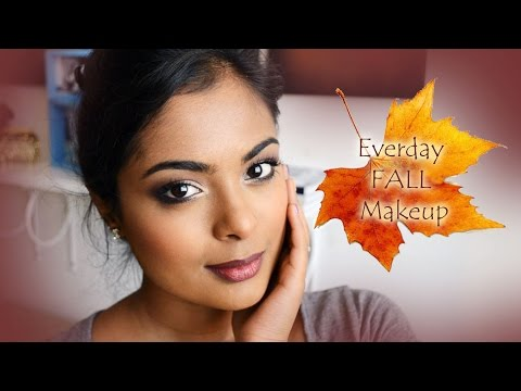 Get Ready With Me: Everyday Fall Makeup