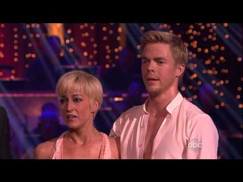 Kellie Pickler and Derek Hough  Supersize Freestyle - Week 10 Finale