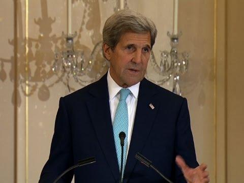 Kerry: Human Trafficking is 'Modern Day Slavery'