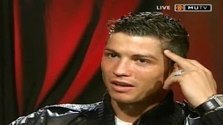 Cristiano Ronaldo Interview - Answering Your Emails