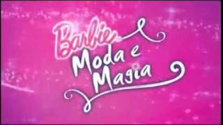 [Original] Barbie moda e magia - Novo trailer