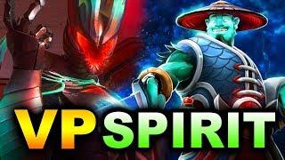 VP vs SPIRIT - 30-2 GG! - MAINCAST Autumn Brawl DOTA 2