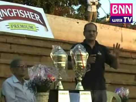 Kingfisher Corporate Cricket 2012 Finale in Bangalore.wmv