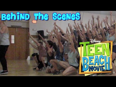 Exclusive Undercover Found Footage From Teen Beach 2