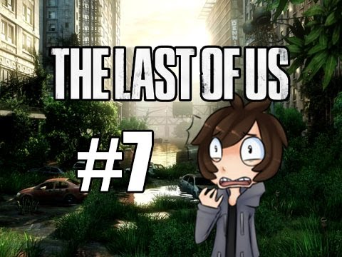 The Last of Us - Episode 7 - The Clicker Museum! (PS3 Gameplay Walkthrough)