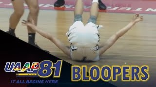 Bloopers | UAAP Season 81 Men's Basketball