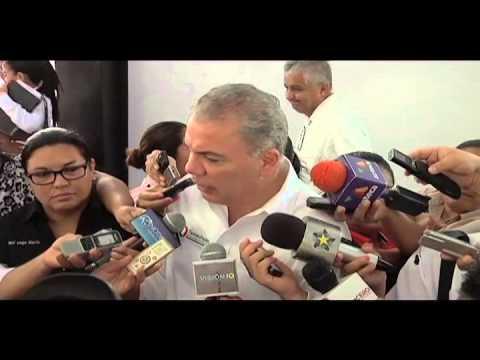 Avanza rehabilitación del centro de Reynosa