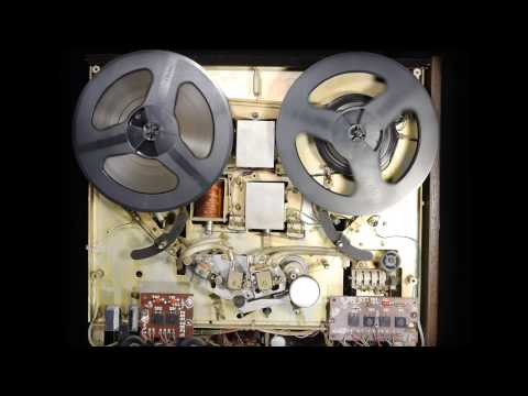Голый Советский Союз - Music Archive and Naked Analog 2 - Real Analog Sound  (Reel 2 Reel Recorder)