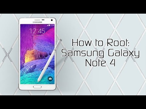 How to Root the Samsung Galaxy Note 4 and Install TWRP