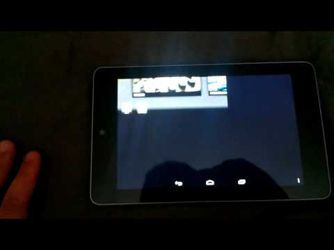 XBMC ON NEXUS 7 TABLET REVIEW