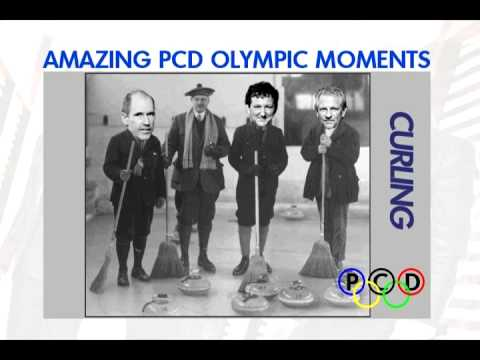 Amazing PCD Olympic Moments