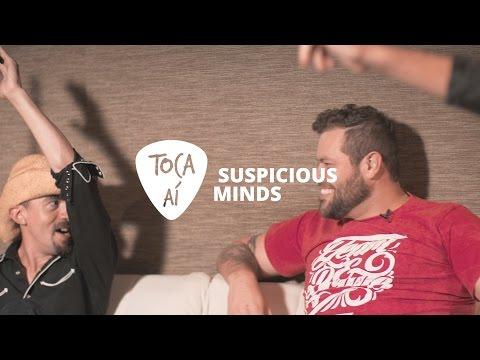 Suspicious Minds - Elvis Presley (Brave Heart cover acústico) Nossa Toca