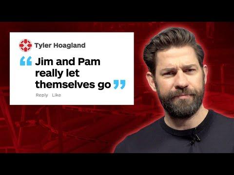 John Krasinski Responds To IGN Comments