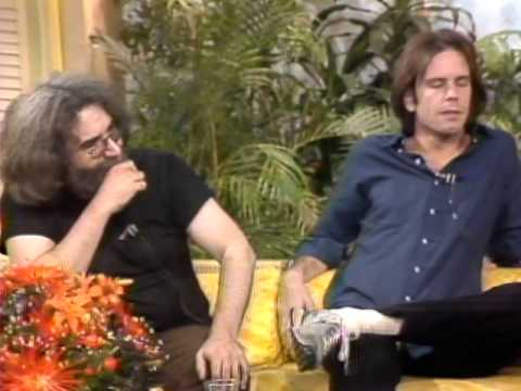 Jerry Garcia & Bob Weir - Interview - 10/29/1980 - Good Morning America (Official)