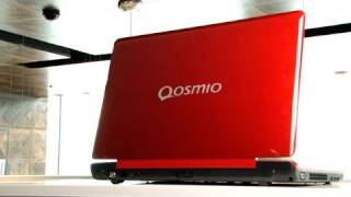Toshiba Qosmio 3D Laptop Hands-on