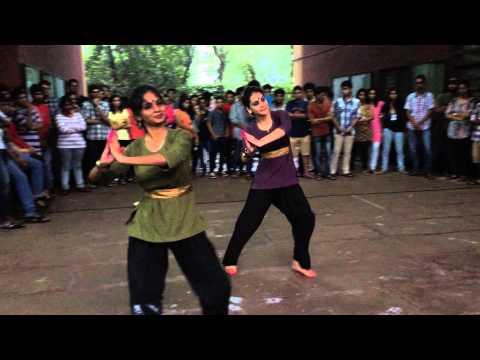 Shivani kiritika - Faces 2014 semiclassical dance aigiri nandini...