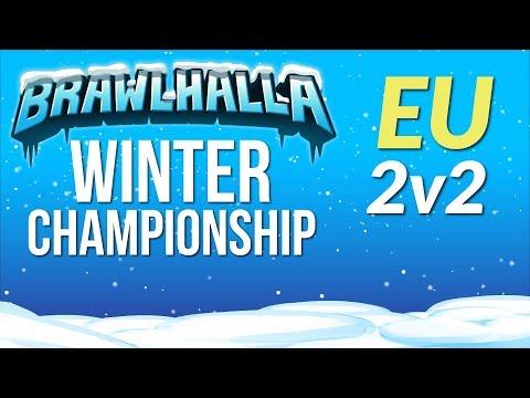 Brawlhalla Winter Championship - EU 2v2