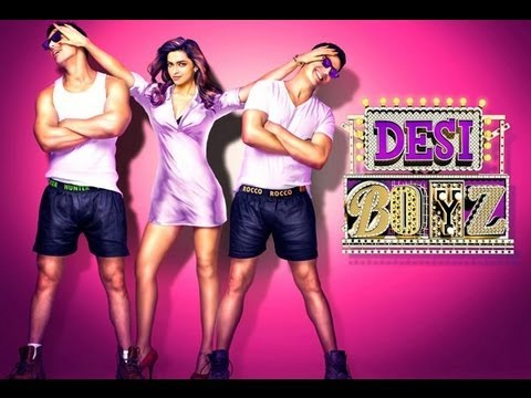 Desi Boyz Trailer Analysis By Komal Nahta