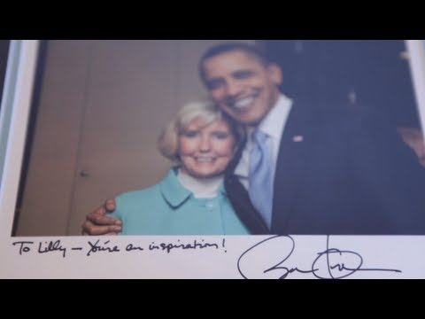 Lilly Ledbetter Reflects on Her Story--Extra Footage