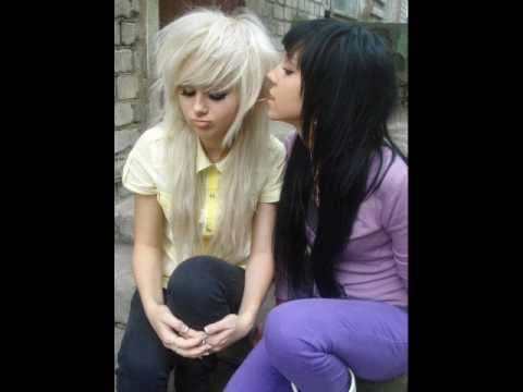 Blonde Emo And Scene Girls Videos | Blonde Emo And Scene Girls Video ...