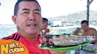 Nhật Cường du hí , ca nhạc bè cá giữa biển Nha Trang