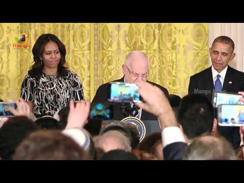 President Reuven Rivlin Speaks at Hanukkah Reception | Rivlin Wishes Happy Hanukkah  | Mango News