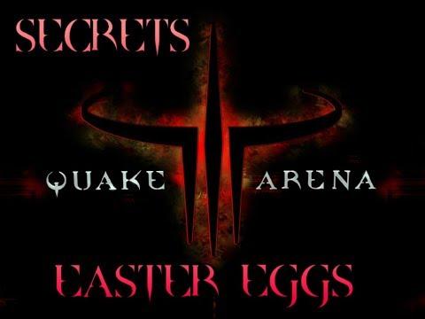 [Quake 3] - ВСЕ Пасхалки, Секреты, Фишки и Баги (All Secrets, Easter Eggs, Bugs)