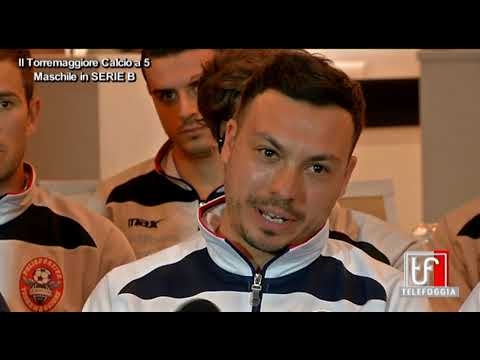 SPAZIO DILETTANTI TORREMAGGIORE CALCIO A 5 IN SERIE B 10 5 2019