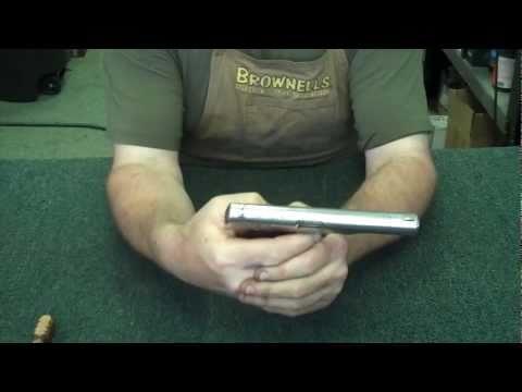Gunsmithing: FN Browning M1922 .32 ACP (Gunworks)