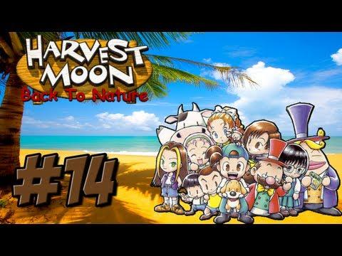 Harvest Moon - De volta a Fazenda #14 / Temporal, Fogos de Artifício