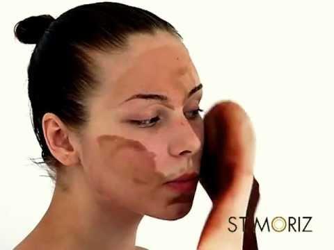 Видео как наносить автозагар
