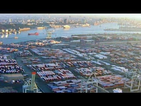 German trade booms despite EU troubles
