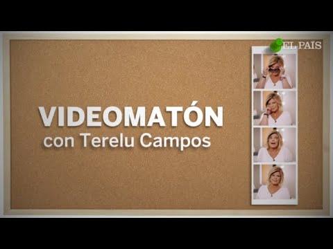 "TERELU CAMPOS: ""Soy muy pudorosa"" | Videomatón"
